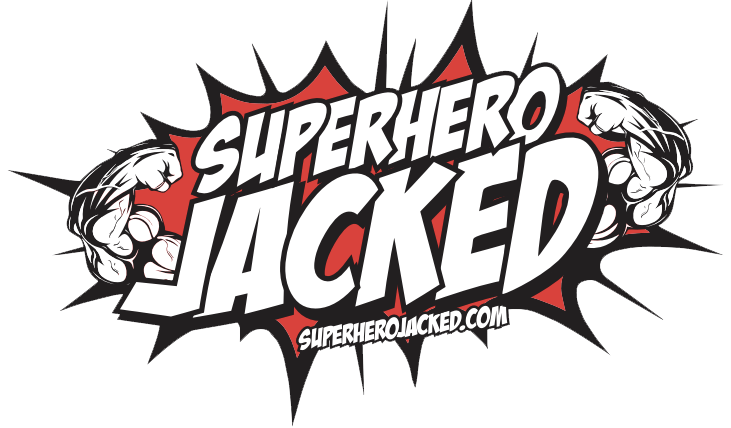 Superhero Jacked